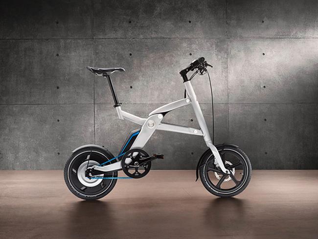 Новый электровелосипед BMW i Pedelec