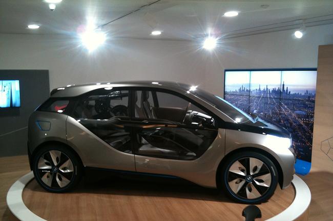 Второе поколение BMW i3
