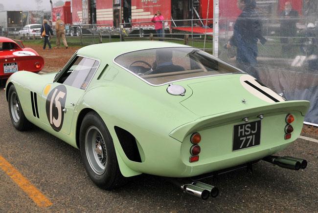 Самым дорогим автомобилем вновь стал Ferrari 250 GTO