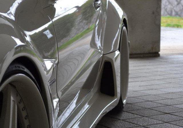 Vitt Performance усовершенствовала Mercedes SL55 AMG