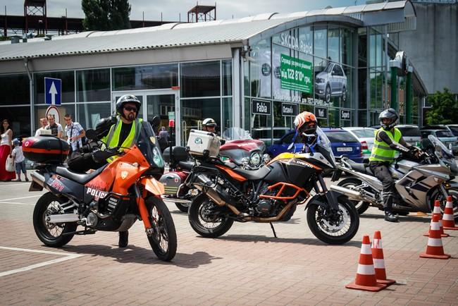тест-райд мотоциклов Harley-Davidson