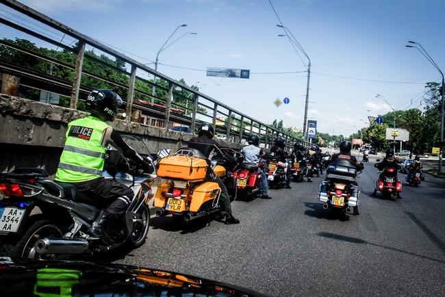 Harley-Davidson Demo Ride Tour 2013