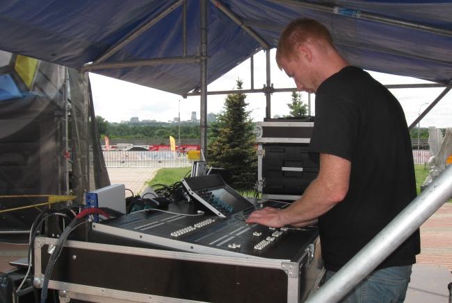 Music Box Drive Party на SIA 2013