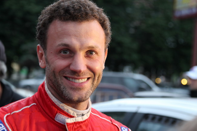 Алексей Кикирешко выиграл этап ЧУ по ралли 2013