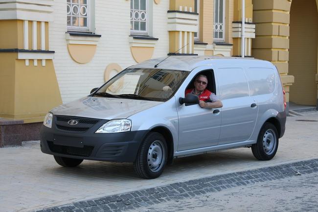 Фургон Lada Largus