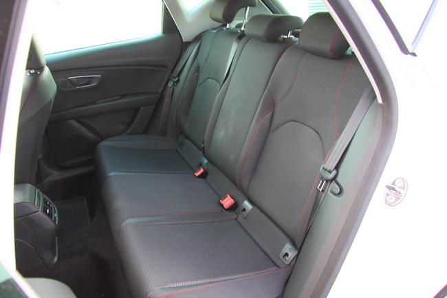 Тест-драйв нового Seat Leon FR