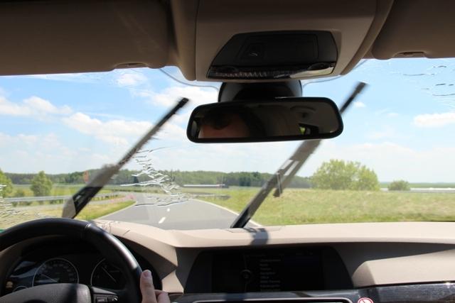 новые автомобильные стеклоочистители Bosch