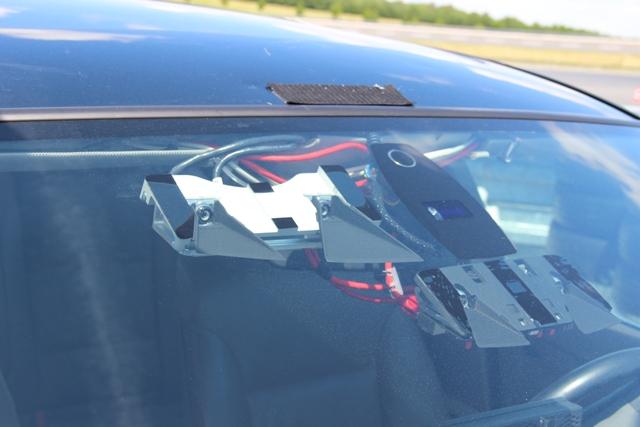 Система аварийного торможения со стереокамерой Bosch