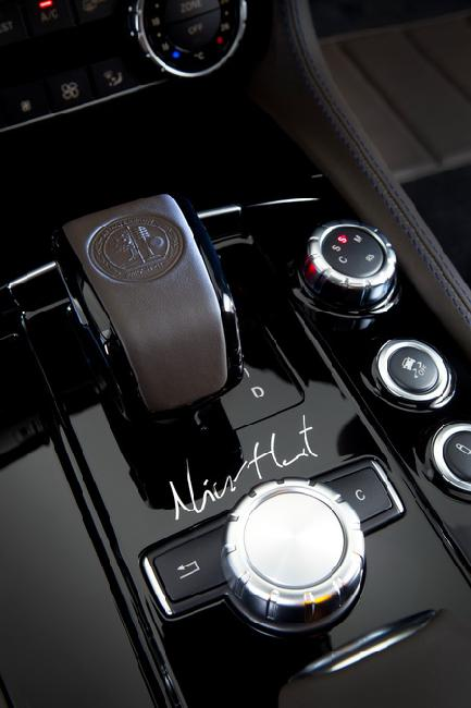 Mercedes-Benz CLS 63 AMG Shooting Brake от Spencer Hart