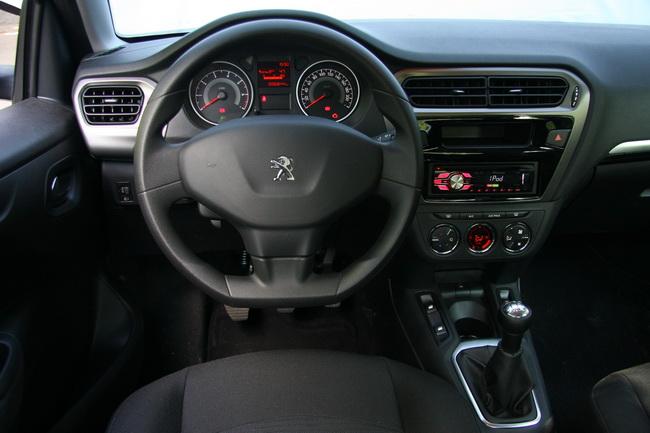 тест нового Peugeot 301