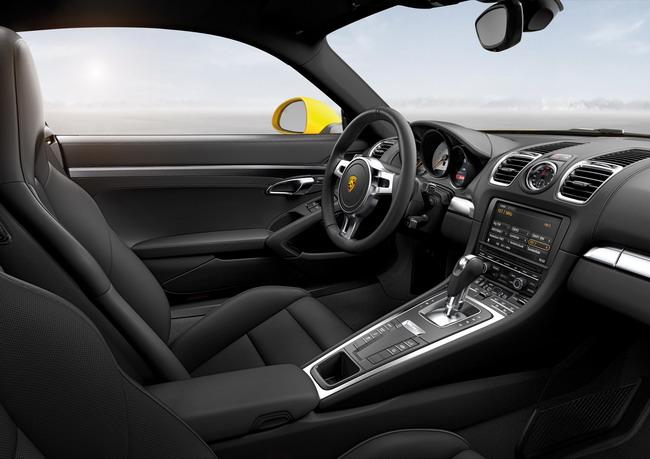 Тест нового Porsche Cayman S