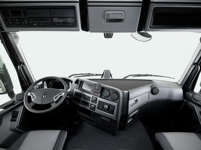 грузовики Renault Trucks