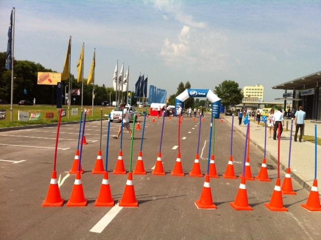 конкурс Лучший водитель Украины 2013