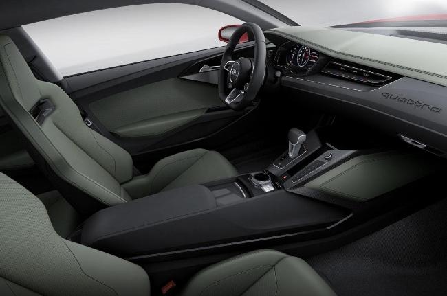 Новый Audi Sport Quattro