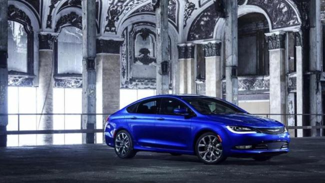 Новый Chrysler 200