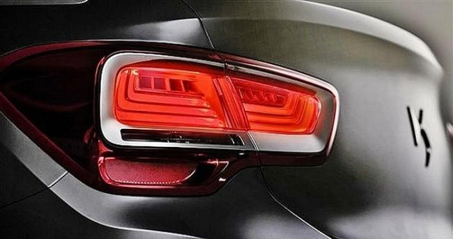 Новая модель Citroen DS