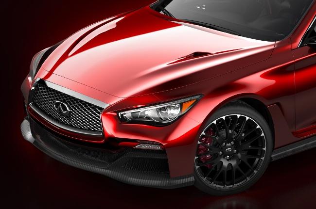 Новый Infiniti Q50 Eau Rouge