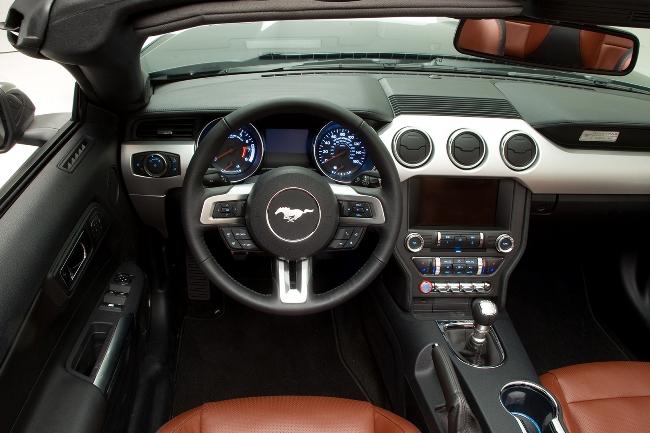 Новый Ford Mustang