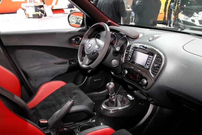 Автосалон в Лос-Анджелесе 2013: новый Nissan Juke Nismo RS
