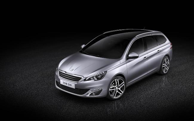 Новый Peugeot 308 SW