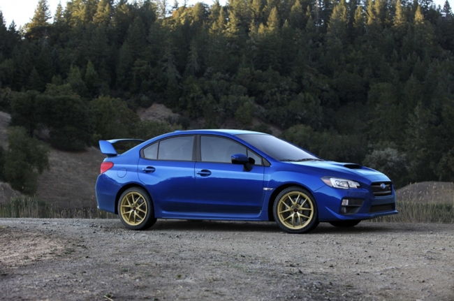 Новый Subaru WRX STI