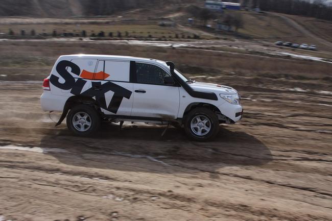 Toyota LC 200 Т2