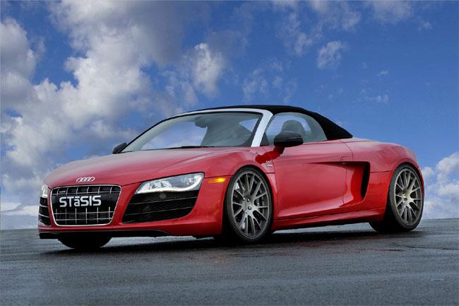 Audi R8 Challenge Extreme Edition