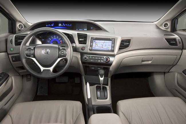 новое поколение Honda Civic
