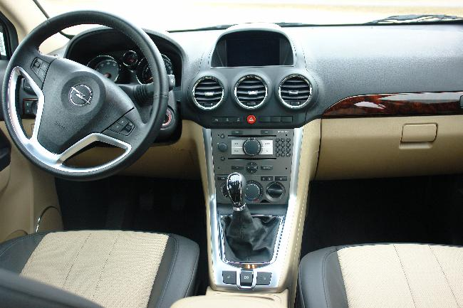 новой Opel Antara