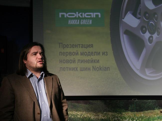 Руководитель украинского представительства Nokian Tires Игорь Богданов не скрывал своего оптимизма касательно перспектив новой шины.
