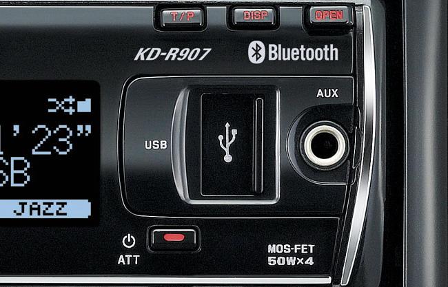 USB-портом для подключения внешних накопителей оснащается все большее число автомобильных головных устройств.