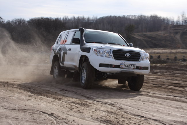 Toyota Land Cruiser 200, категория T2