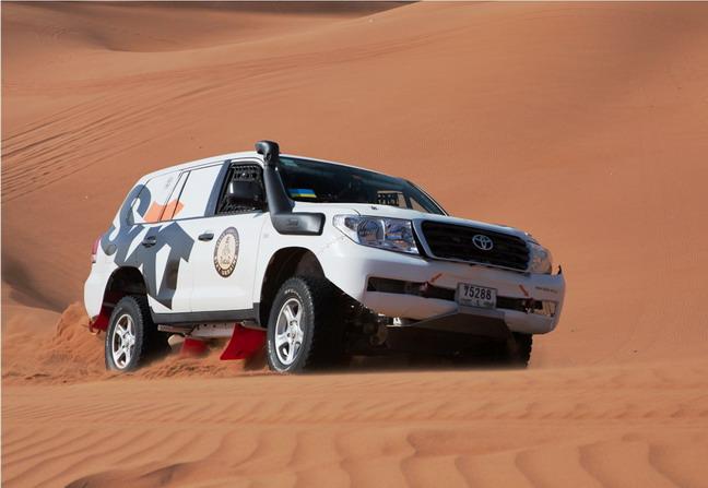 bu Dhabi Desert Challenge 2010 Вадим Нестерчук на аbu Dhabi Desert Challenge 2011