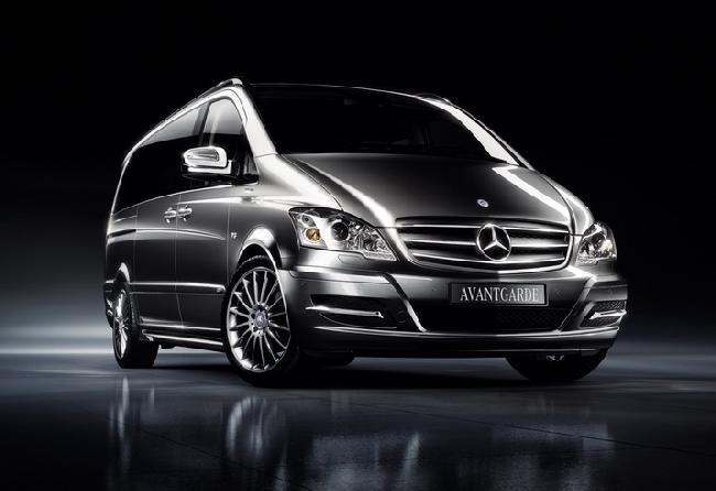 Mercedes-Benz Viano Avantgarde Edition 125