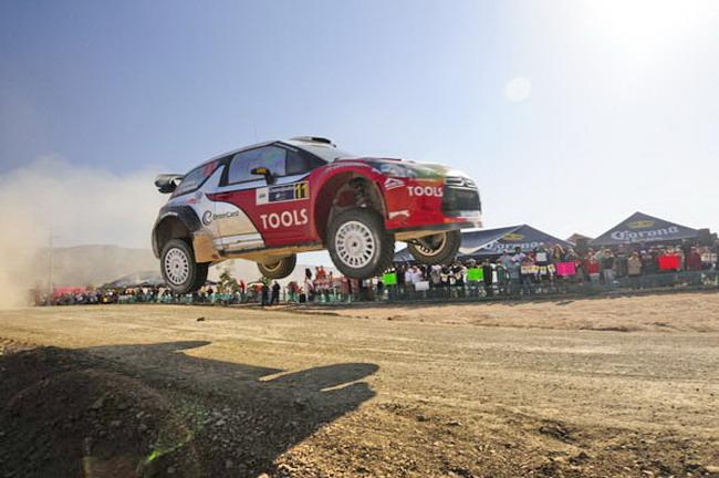 WRC,ралли Мексики