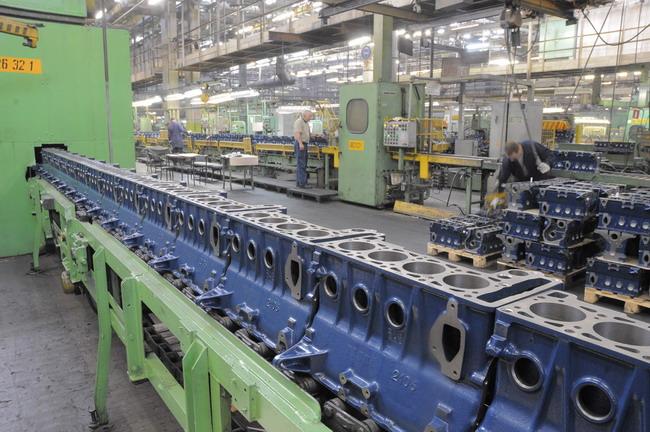 Renault-Nissan наладит выпуск двигателей на «АвтоВАЗе»