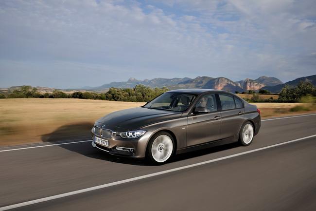 презентация BMW 3 серии нового поколения