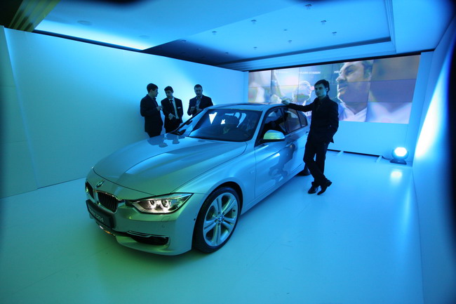 Фото BMW 3 серии нового поколения