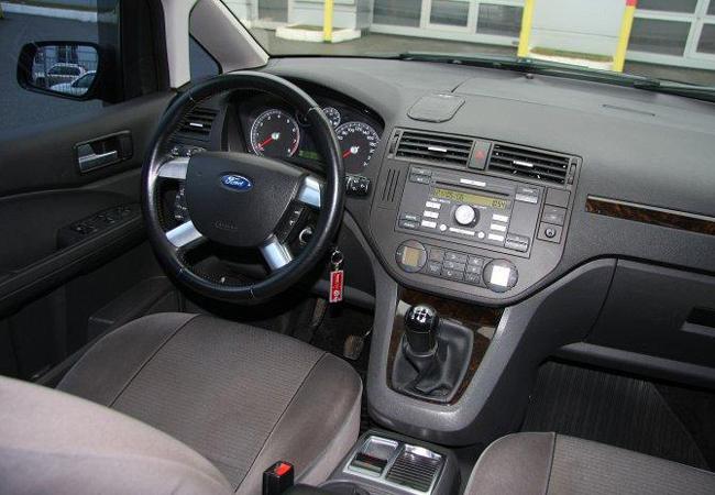 Подержанные Ford C-Max