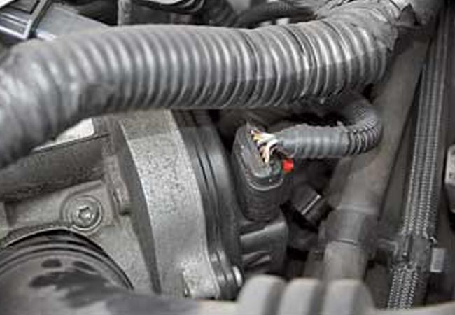 дроссельная заслонка Ford C-Max
