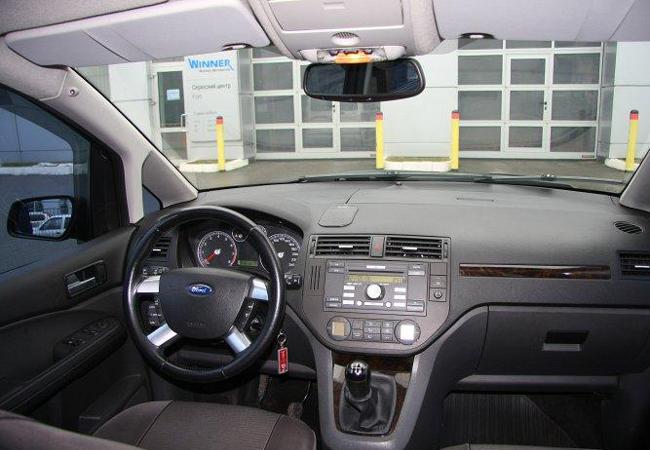 салон Ford C-Max