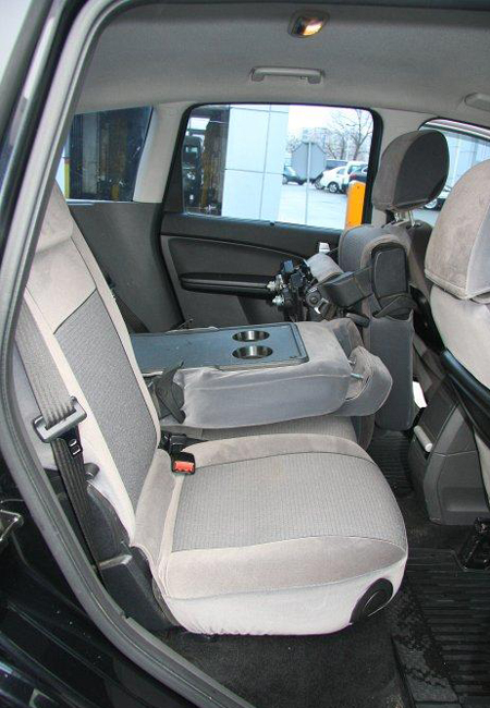 трансформации салона Ford C-Max