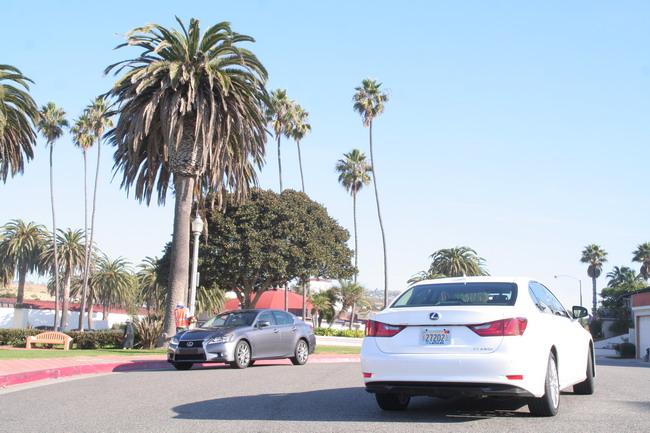 Кондиционер нового Lexus GS может экономить энергию.