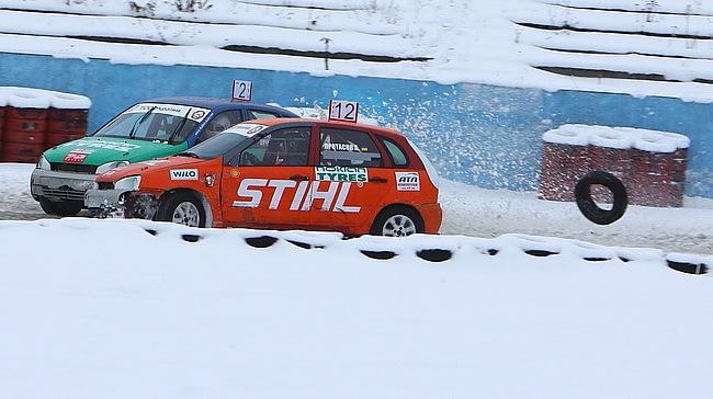 В субботу на Чайке пройдет финал зимней серии трековых гонок