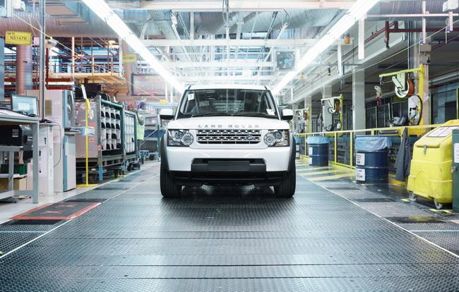 Экспедиция Land Rover
