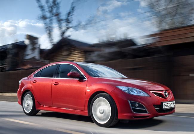 автопроизводитель Mazda