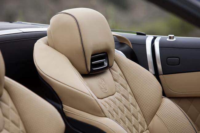 Новый родстер Mercedes-Benz SL 65 AMG