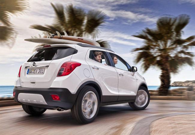 Opel_mokka_Женевский автосалон 2012 Opel Mokka и Astra OPC