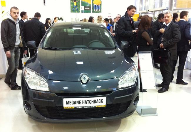 Renault АИС АВТО-ЮГ
