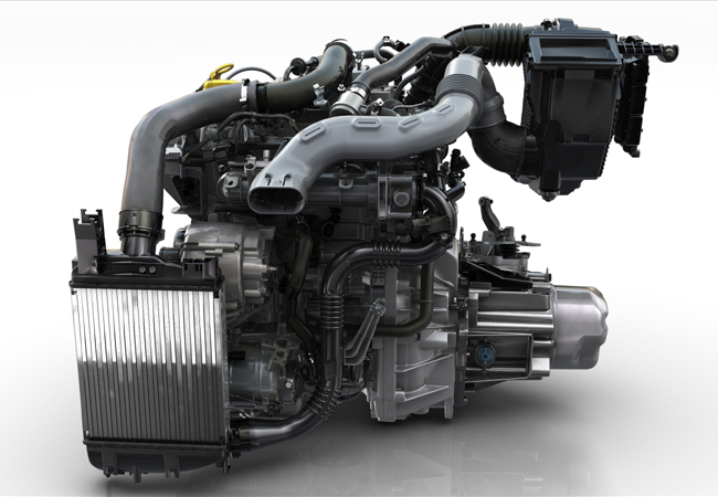 экологичный двигатель
